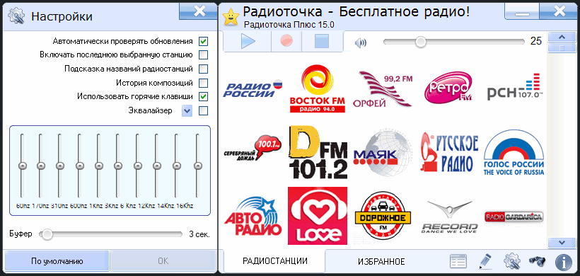 Радиоточка Плюс - RadioTochka Plus